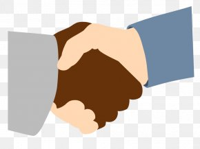 Hand Shake Clipart - Handshake Free Content Clip Art PNG