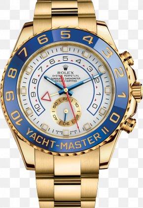 Watches Image - Rolex Submariner Rolex Yacht-Master II Rolex GMT Master II Watch PNG