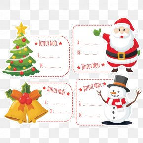 Santa Claus - Santa Claus Christmas Ornament Christmas Tree Christmas Card PNG