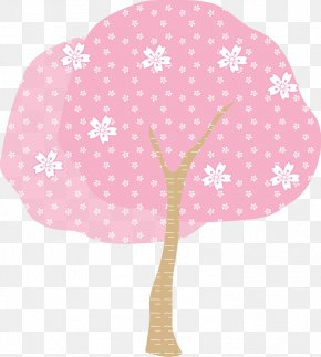 Cherry Blossom - Hanami Cherry Blossom Spring Illustration Motif PNG