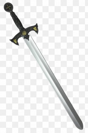 Foam Larp Swords - Sword Crusades Dagger Live Action Role-playing Game Knights Templar PNG