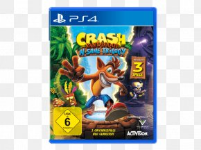 Crash Bandicoot: Mutant Island - Crash Bandicoot N. Sane Trilogy PlayStation 4 Game Xbox One PNG