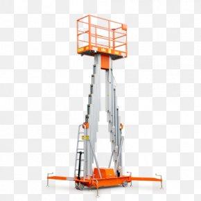 Elevator Belt Manlift Machine Material Handling Scaffolding PNG