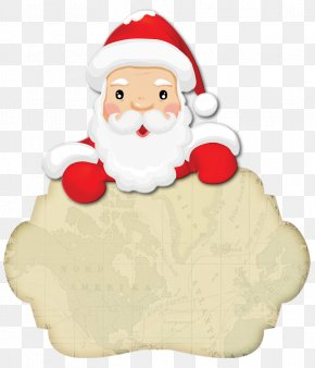 Santa Claus - Yes, Virginia, There Is A Santa Claus Clip Art Christmas Day Ded Moroz PNG