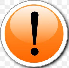 Alert Clip Art - Weather Warning Clip Art PNG