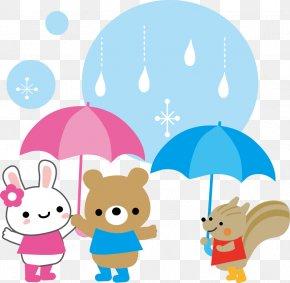 Huangmei Rainy Season - East Asian Rainy Season June French Hydrangea Illustration PNG
