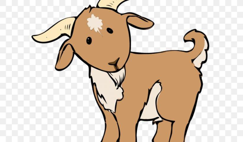 Goat Sheep Clip Art Image, PNG, 640x480px, Goat, Animal Figure, Artwork, Caprinae, Cartoon Download Free
