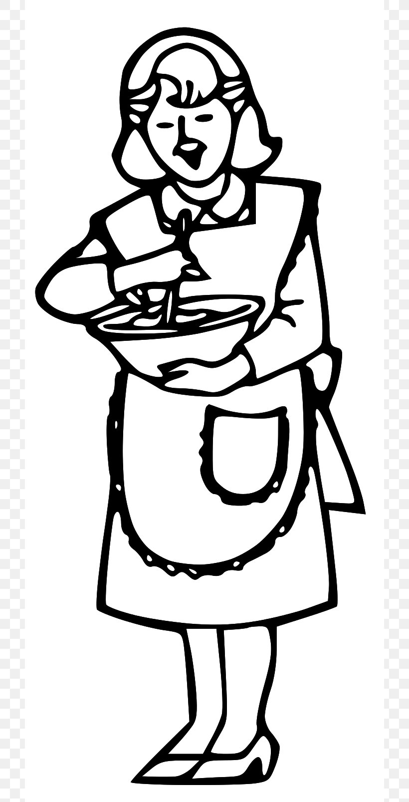Mother Black And White Clip Art, PNG, 720x1607px, Mother, Art, Artwork, Black And White, Child Download Free