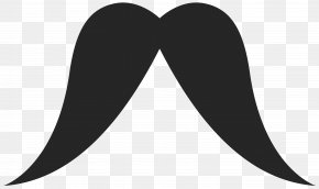 Movember Mustache Yosemite Sam Clipart Image - Black And White Font Graphics PNG