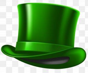 St Patricks Day Hat PNG Clipart Image - Saint Patrick's Day Hat Shamrock Clip Art PNG