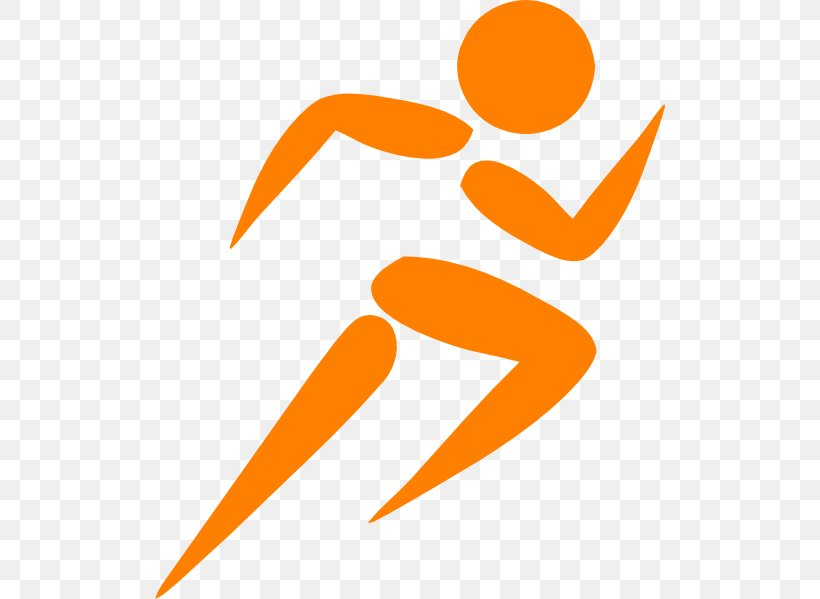Running Stick Man SVG Vector, Running Stick Man Clip art - SVG Clipart