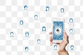 Phone - Artificial Intelligence Chatbot Mobile Phone Stock Photography Internet Of Things PNG