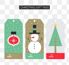 Christmas Gift Card Tag - Christmas Gift Christmas Gift Tag PNG