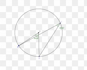 Circle Angle Point - Circle Point Angle PNG