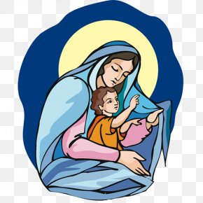 Mother Child Jesus Christianity Clip Art PNG