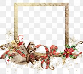Christmas Ornament Interior Design - Picture Frame PNG