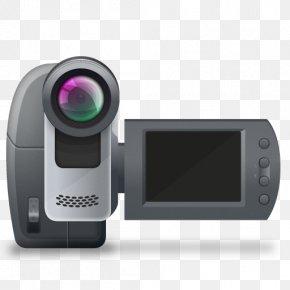 Camera - Video Cameras Digital Cameras PNG