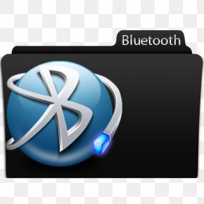 Folder Bluetooth Icon - IPhone Bluetooth Special Interest Group PNG