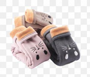 Leggings Warm Winter - Glove Leggings Winter PNG