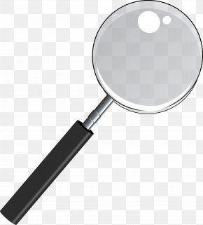 Magnifying Glass - Clip Art Magnifying Glass Vector Graphics Image PNG