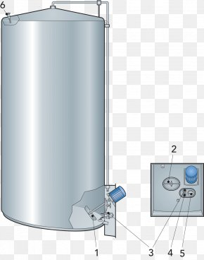 Lorry - Silo Milk Water Storage Storage Tank Dairy PNG