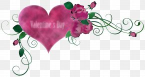 Petal Plant - Valentine's Day PNG