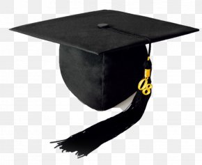 Graduation Hat - Square Academic Cap Graduation Ceremony Bachelor's Degree Academic Dress PNG