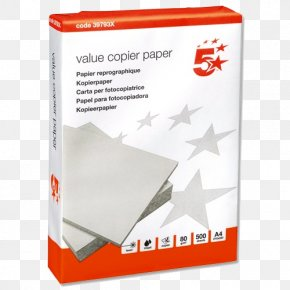 Office Letterhead Design - Standard Paper Size Photocopier Printing Office Supplies PNG