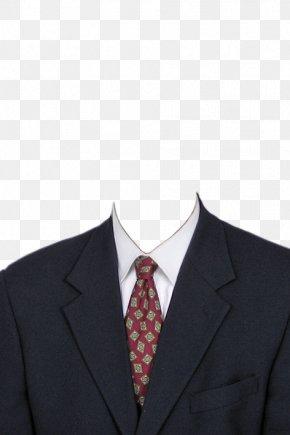 Men's Leisure Suit - Suit Clothing Necktie PNG