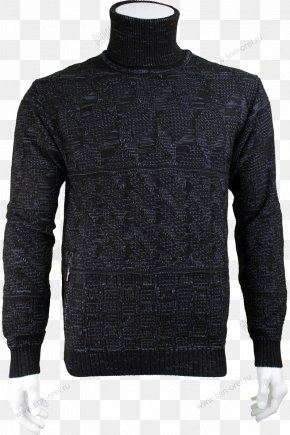 Sweater - Sweater Neck Wool PNG
