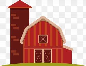 Cartoon Warehouse Design - Euclidean Vector Animal Element Agriculture Height PNG