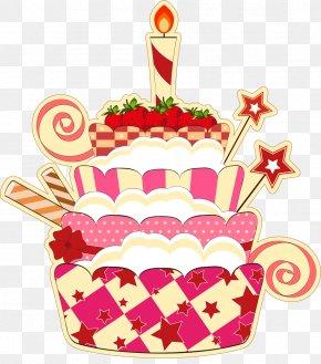 Birthday Cake - Wedding Cake Birthday Cake Chocolate Cake Cupcake Fruitcake PNG