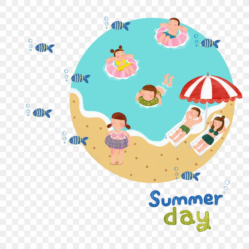 Drawing Stock Illustration Beach Illustration, PNG, 1869x1869px, Drawing, Area, Art, Beach, Cartoon Download Free