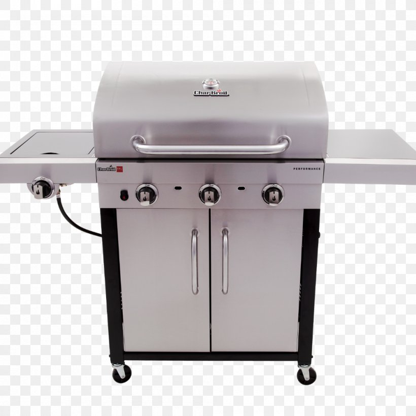 Barbecue Grilling Char-Broil TRU-Infrared 463633316 Gas Burner, PNG, 1000x1000px, Barbecue, Bbq Smoker, Charbroil, Charbroil Performance 463376017, Charbroil Truinfrared 463633316 Download Free