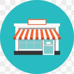 Retail Shop Icon - Retail Business E-commerce Brick And Mortar PNG