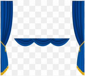 Curtains - Theater Drapes And Stage Curtains Clip Art PNG