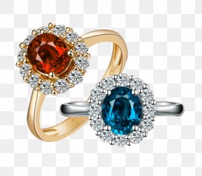 Ruby Sapphire Diamond Ring - China Ring Ruby Gemstone Diamond PNG