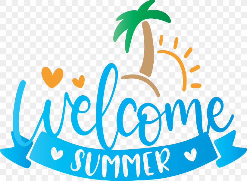 Welcome Summer, PNG, 3000x2197px, Welcome Summer, Area, Behavior, Flower, Happiness Download Free