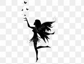 Fairy Tattoos Picture - Dancing Fairies Tattoo Fairy Idea PNG