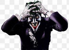 Joker - Joker Batman Comic Book Comics Artist PNG