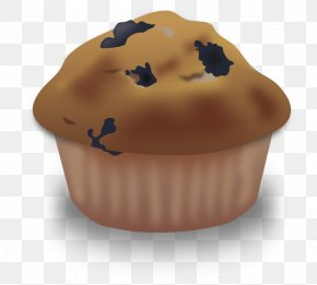 Muffin - English Muffin Blueberry Pie Bakery Cupcake PNG