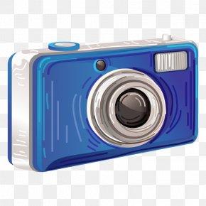 Camera - Single-lens Reflex Camera PNG