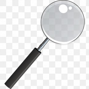 Magnifying Glass - Magnifying Glass Transparency And Translucency Clip Art PNG