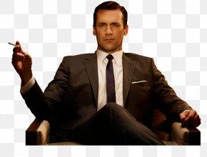 Businessman Image - Matthew Weiner Mad Men Don Draper Peggy Olson Roger Sterling PNG