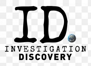 Investigation - Investigation Discovery Discovery Channel Television Show Logo PNG