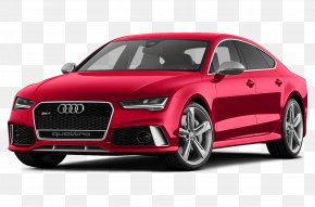 Audi - Audi Sportback Concept Car Dealership Audi A7 PNG