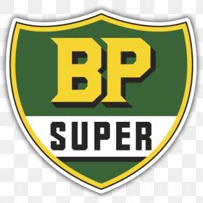 Planner Sticker - BP Decal Sticker Filling Station Gasoline PNG