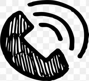 Phone Drawing - Telephone Call Mobile Phones Clip Art PNG