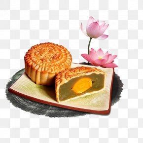 Moon Cake - Mooncake Mid-Autumn Festival Download PNG