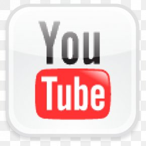 Youtube - YouTube Social Media Icon Design Clip Art PNG